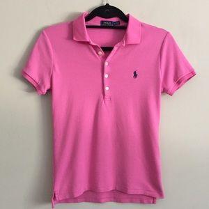 • ➳ Polo Ralph Lauren Logo Short Sleeve Shirt PRL